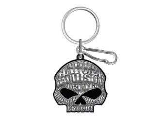 Schlüsselanhänger Harley Sugar Skull