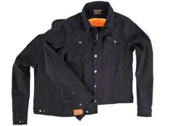 Black Jacket, geprüft
