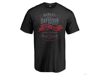 T-Shirt Highway Run