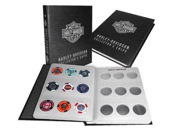 Pokerchip Album, 52 Stück