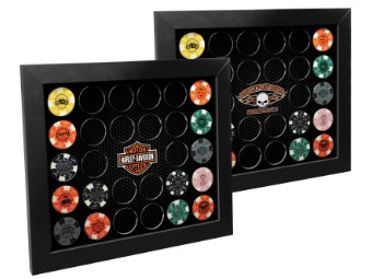 Pokerchips Frame - für 28 Chips