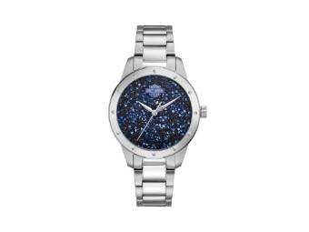 Uhr - Swarovski® Kristalle