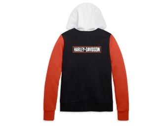 Hoodie-Knit,orange