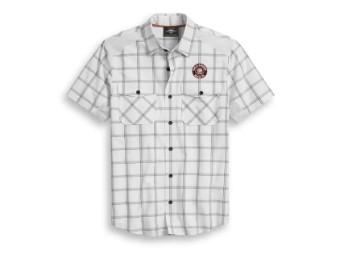 Shirt-Woven,Plaid