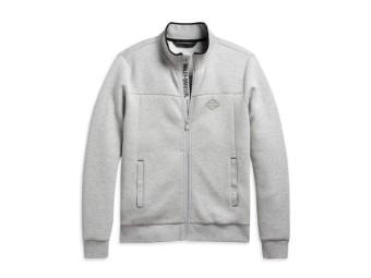 Jacket-Knit,grey