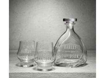 DECANTER-GLASS,SET