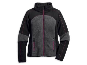 Jacket-Mixed Media,Textured,KN