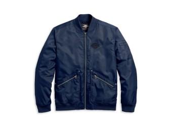 Jacket-Bomber,Wvn,blu