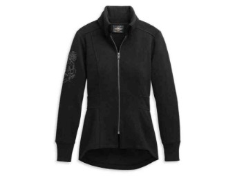 Jacket-Woven,black