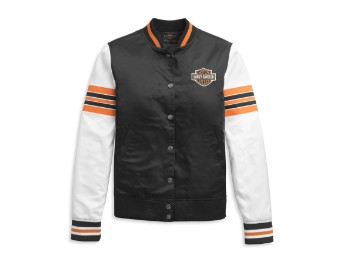 Jacket-Woven,Colorblock