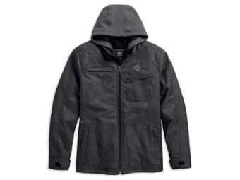 Textiljacke Crestwood 3in1