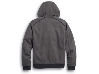 Textiljacke Riding Sweatshirt, geprüft
