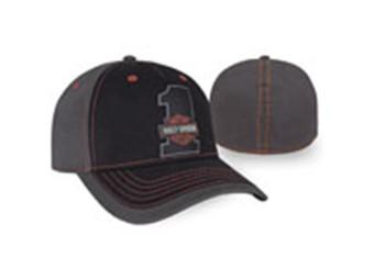 Ballcap Bar &Shield