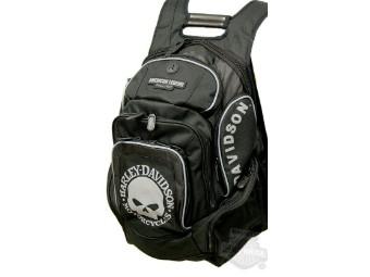 Skull Deluxe Back Pack
