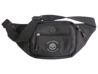 Skull Crossbody Waist Pack