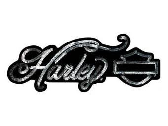 Graceful H-D Emblem 2X