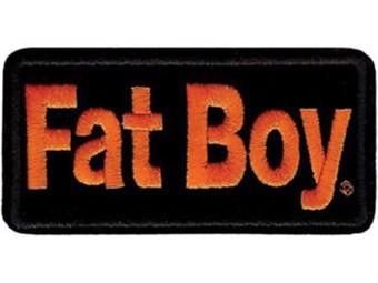 Aufnäher Fatboy