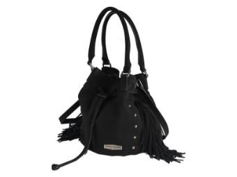 Handtasche Fringe Draw