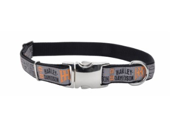 Adj. Collar B&S Orange (2,54 x 45-65