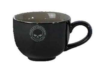 Skull Latte Mug
