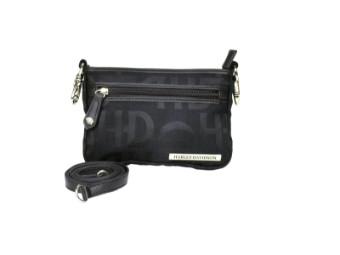 Black HD Jacq Hip Bag