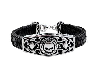 Armband Willie G Skull