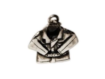 Ride Bead Leather Jacket
