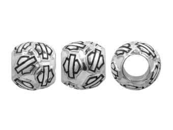 Ride Bead All Silver