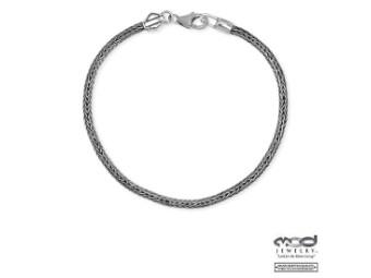Halskette Silberband