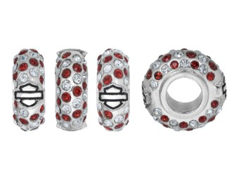 Ride Bead Holiday Candy Cane