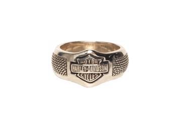 Ring Bar&Shield Logo