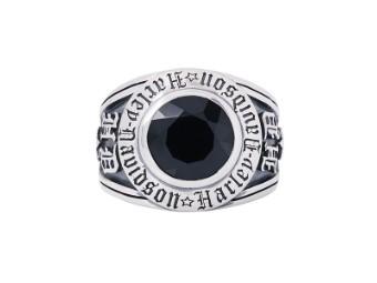 Thierry Martino Ring Onyx