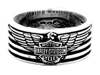 Eagle & Stripes Ring