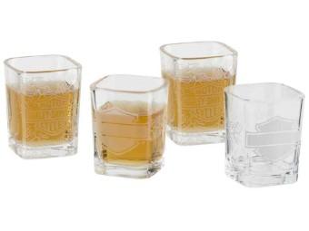 Gläser Set Tread Shot