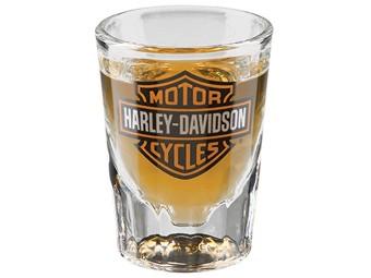 Bar & Shield Shot Glass