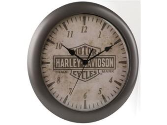 HD Trademark Logo Clock