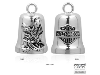 Freedom Eagle Ride Bell