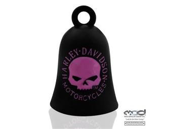 Ride Bell Pink Skull