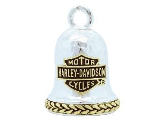 Bronze Hammered B&S Ride Bell