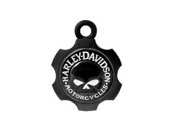 Black Axel Skull Ride Bell
