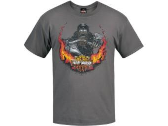 Biker Flames T-Shirt