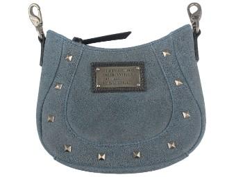 Hüfttasche Stonewashed Blue