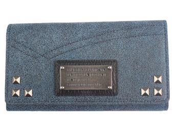 Geldbörse Stonewashed Blue