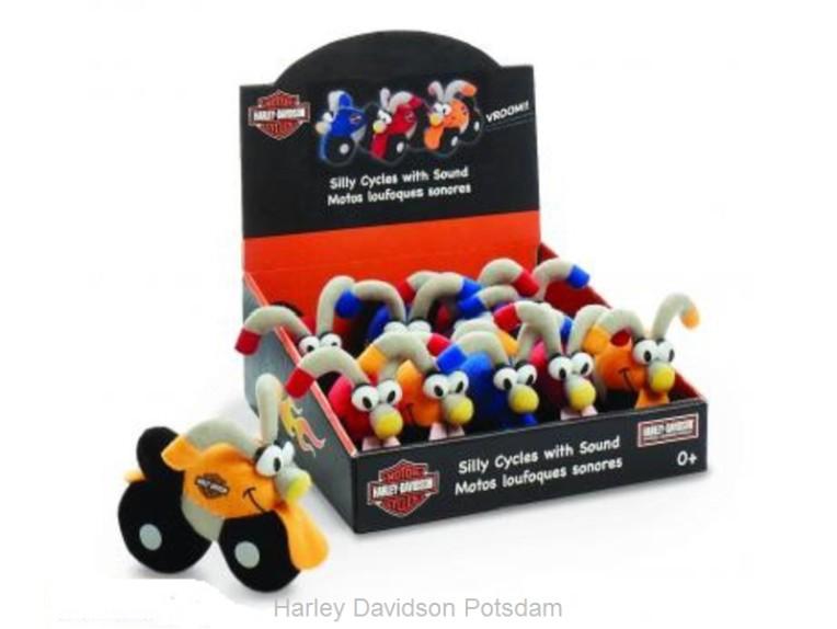 20379, Toys - Mini plush silly cycles Box