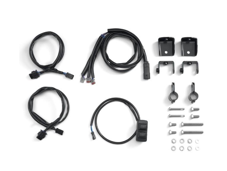 68000343, Kit,Ltg,Installation,Aux Lamp