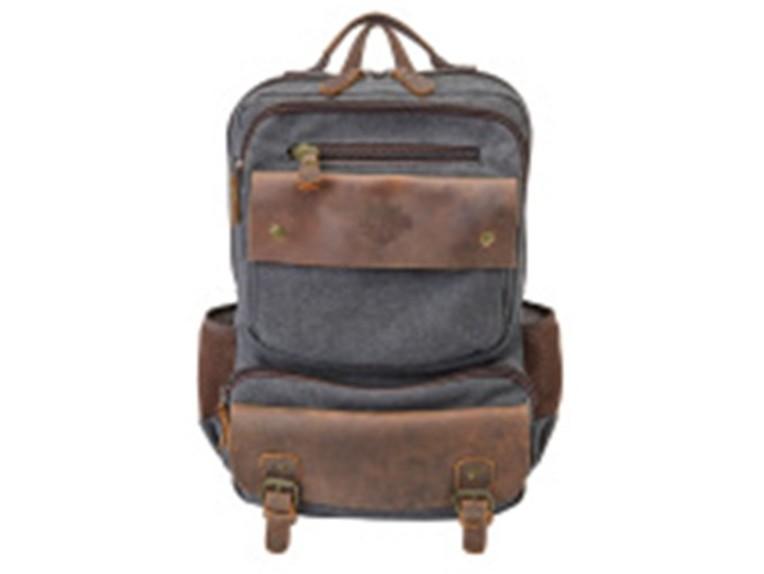 99107, Mustang Backpack Black