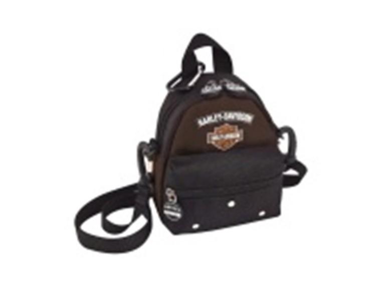 99668, Minime Backpack Black