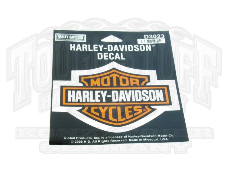 D3023, Decal, Bar & Shield, MD, 3 15/16 W x