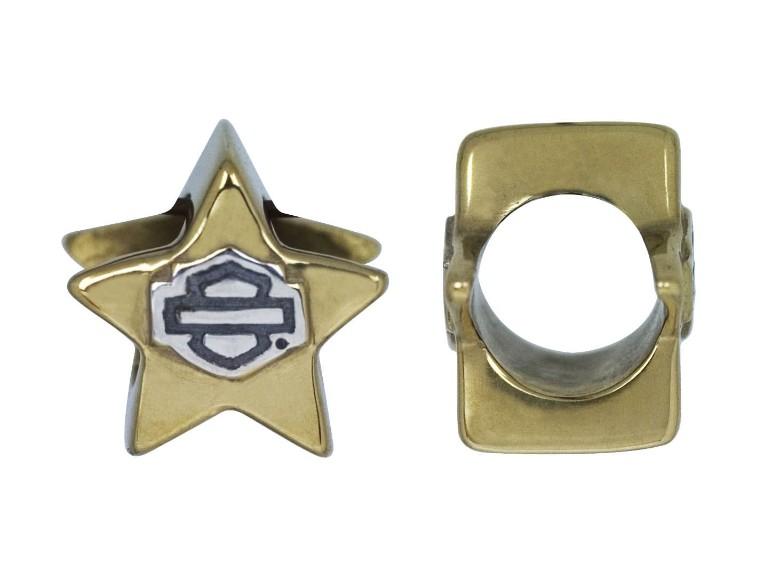 HDD0188, Holiday Gold Star
