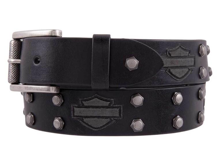 HDMBT11385-34, Gürtel Bolt Bar&Shield